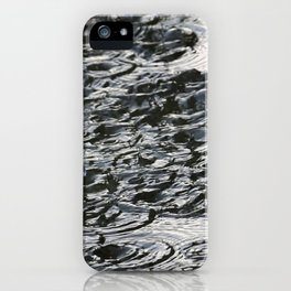 dripped iPhone Case