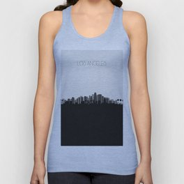 City Skylines: Los Angeles (Alternative) Unisex Tank Top