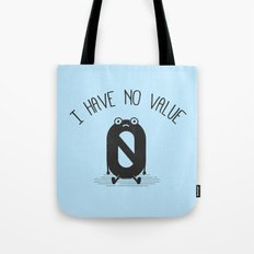 Worthless Tote Bag