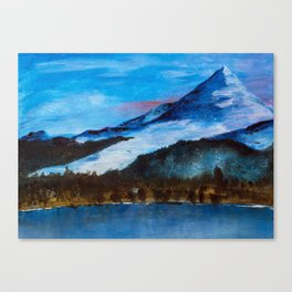 Schiehallion Mountain Canvas Print