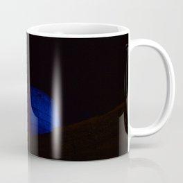 Edinburgh Castle in Blue 1 Coffee Mug