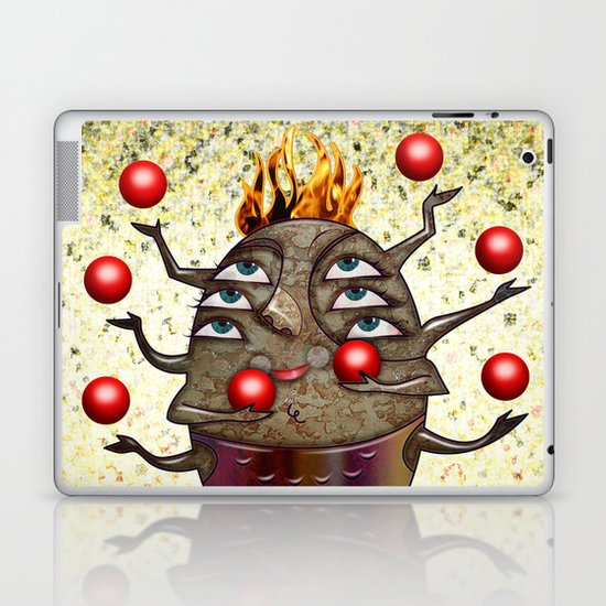 Equilibrist Laptop & iPad Skin