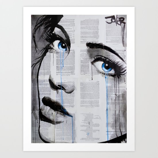 SURE Art Print