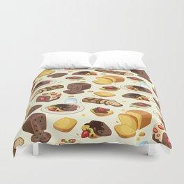 fruitcake Duvet Cover