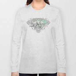 Fearless Creature: Frill Long Sleeve T-shirt
