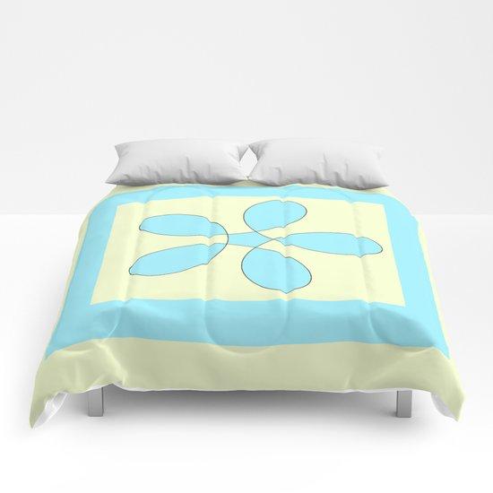 Crème de Menthe, please. Comforters