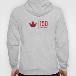 Canada 150th anniversary - 1867-2017 Hoody