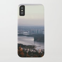 Vancouver iPhone Case