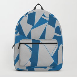 3D Broken Glass Backpack