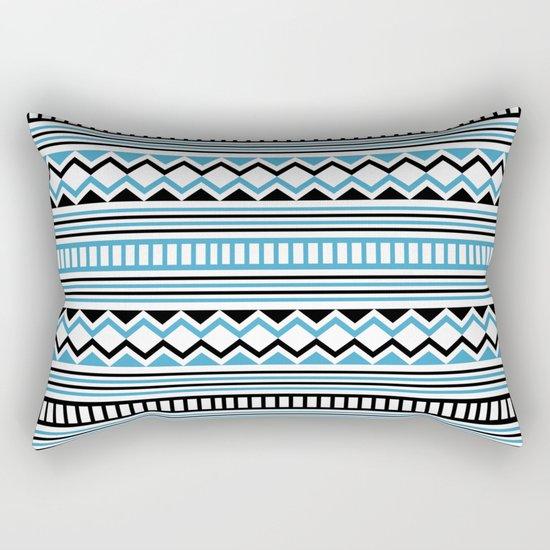 Tribal Scarf Rectangular Pillow