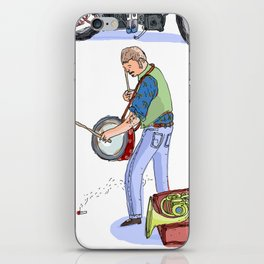 Music Poster! iPhone Skin