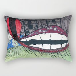 The Architect Rectangular Pillow