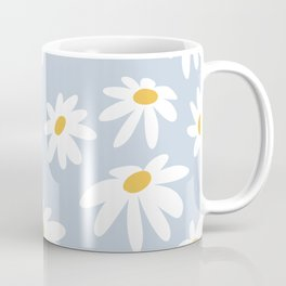 Lazy Daisies  Coffee Mug