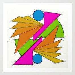 Avian 2 Art Print