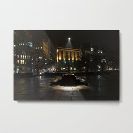 Unknown Soldier Metal Print