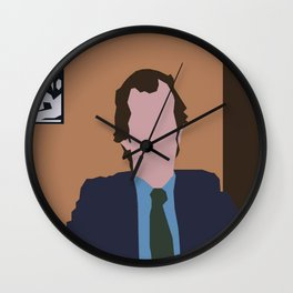 Interview Time! Wall Clock