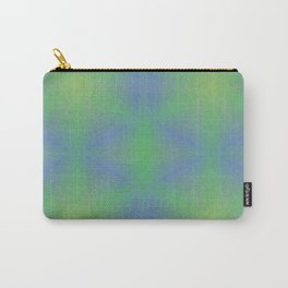 Purple and Green Should Always Be Seen Carry-All Pouch