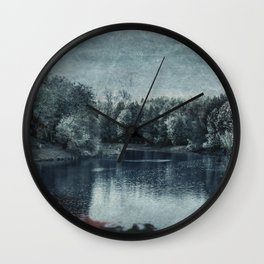 Memory is in blood Wall Clock