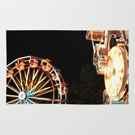 Ferris Wheel + County Fair Rug