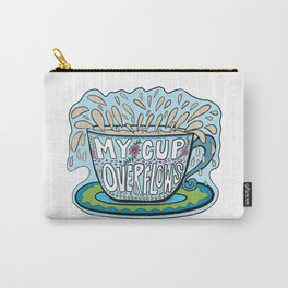 My Cup Overflows Carry-All Pouch