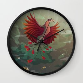 Unbeatable Wall Clock