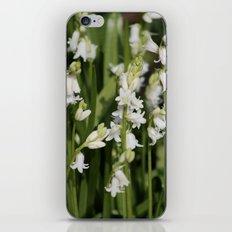 White Bells iPhone & iPod Skin