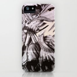 AMERICAN NATIVES iPhone Case