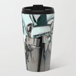 Kissing Clones Travel Mug