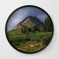 engineer Wall Clocks featuring Engineer by Willinok