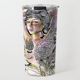 Sweetly Lavender Travel Mug