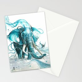 Journey to the East Stationery Cards