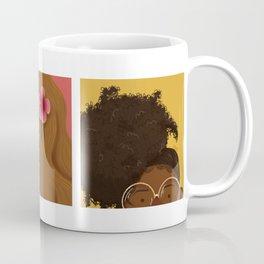 Natural Hair Coffee Mug