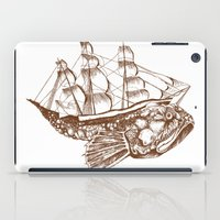 moby iPad Cases featuring Moby by Lindsey Caneso