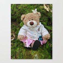 Stella Bear Adventures Canvas Print