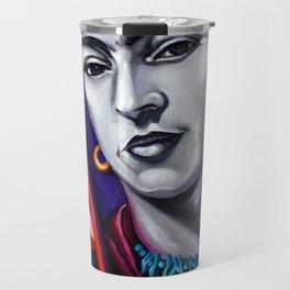 Frida Kahlo Virgin Travel Mug