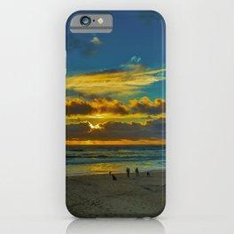 Northside Sunset iPhone Case