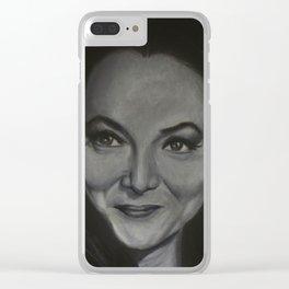 Cara Mia Clear iPhone Case