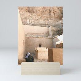 Old Kingdom | Luxor, Egypt Mini Art Print