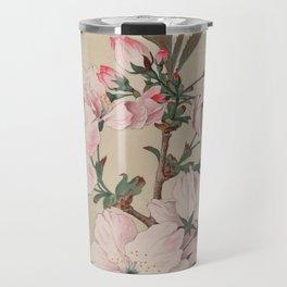 Ariaki - Daybreak Cherry Blossoms Travel Mug