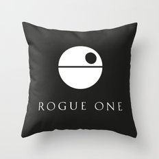 Rogue One, Star galaxy wars Throw Pillow