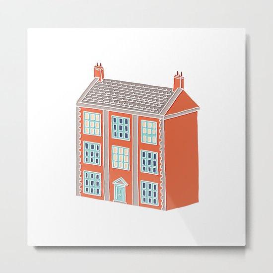 Little Big House Metal Print