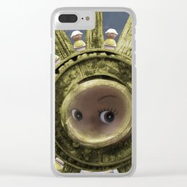 Ahoy Clear iPhone Case