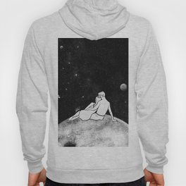 The greatest moon. Hoody