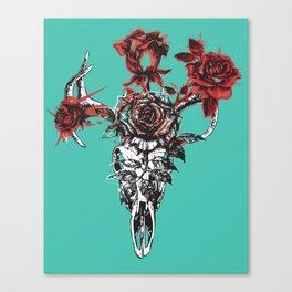 Cervine Canvas Print