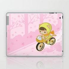 Blossom Ride Laptop & iPad Skin