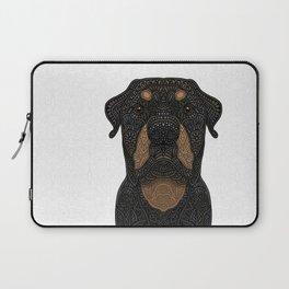 Rottweiler - Teddy Laptop Sleeve
