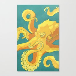 Takosan Canvas Print
