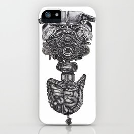 Machine iPhone Case