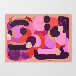 Conundrum Canvas Print