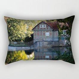 Former lock keeper's house Rectangular Pillow